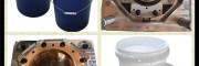 PE中石化桶塑胶模具