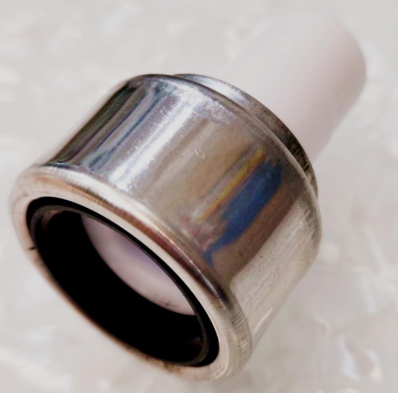 水表防盗扣(DN15),不锈钢防拆螺母,可循环拆卸安装