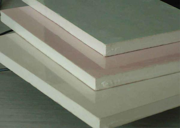 无纸面石膏板