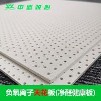 负氧离子净醛生态天花板