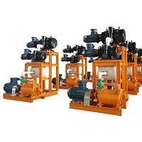 耐腐蚀泵机组线路的处理方法