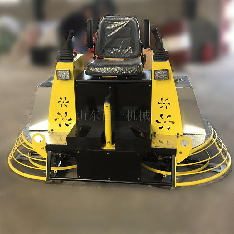 赛迪森牌双座抹光机 混凝土地面收光机 水泥地面提浆机