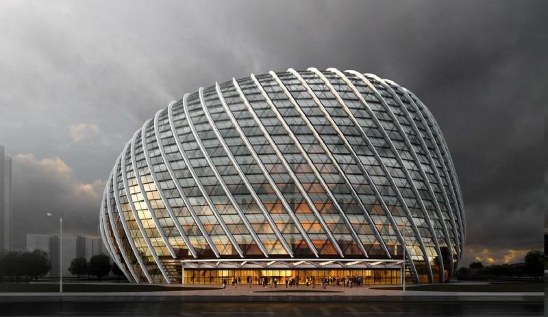 开州区外墙玻璃设计施工_开县幕墙门窗维修_重庆航鸿幕墙公司