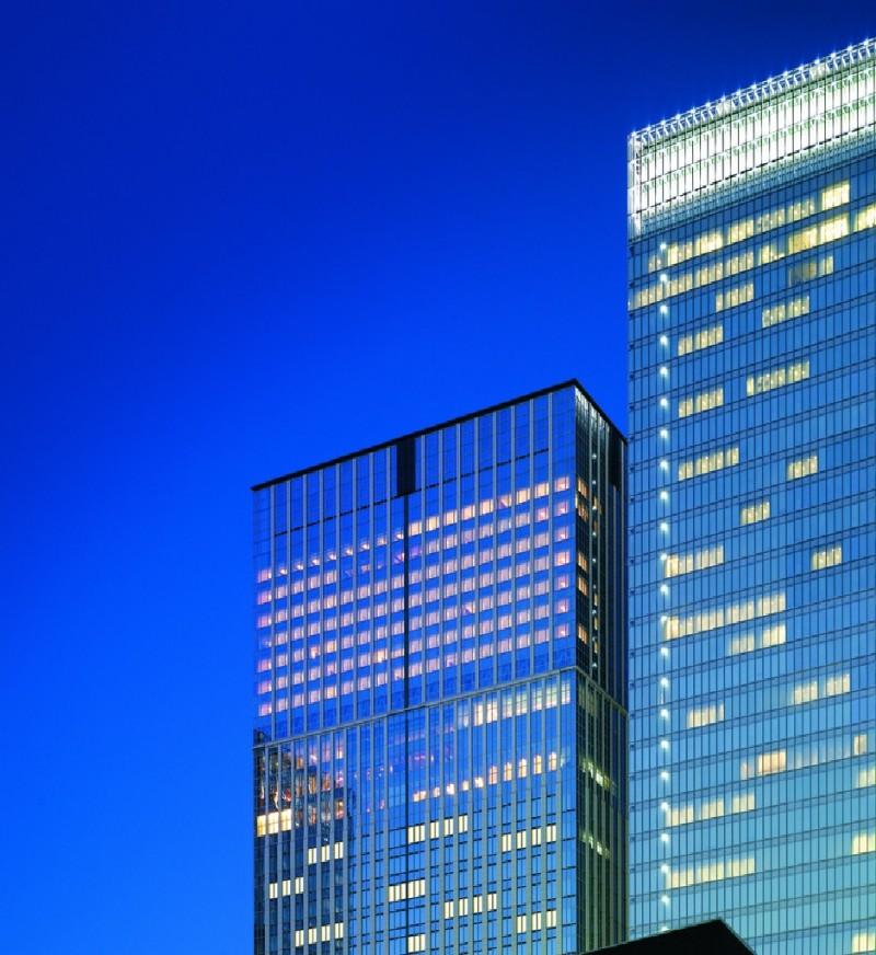 潼南区外墙玻璃设计施工_潼南幕墙门窗维修_重庆航鸿幕墙公司
