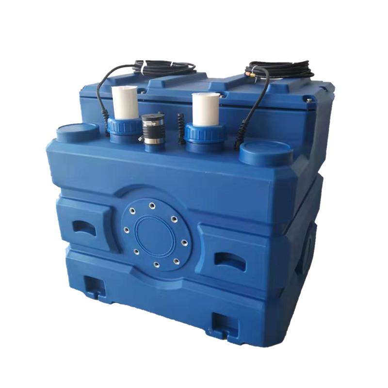 ExLift250小型公共卫生间排水双泵系列污水提升器