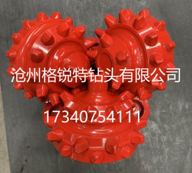 供应优质9寸三牙轮钻头 格锐特专业生产厂家
