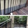 专业制作安装楼梯栏杆、阳台栏杆、外墙护栏、空调栏杆、整体楼梯