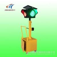 太阳能交通信号灯移动式交通信号灯交通红绿灯价格