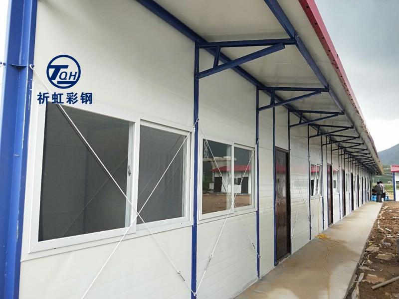 太原小店区彩钢房定制 坞城街道K式活动房