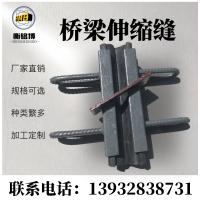 公路桥梁伸缩 C型F型各种规格  板式桥梁伸缩装置 伸缩缝