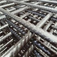 螺纹钢筋网片-热轧带肋钢筋网片-桥梁钢筋网片-焊接网钢筋