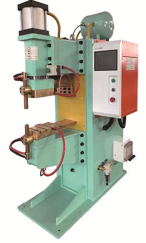江苏中频逆变式点凸焊机  豪精焊接点焊机生产厂家