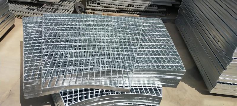 钢结构平台金属地网格A江宁钢结构平台金属地网格A奥东厂家制造