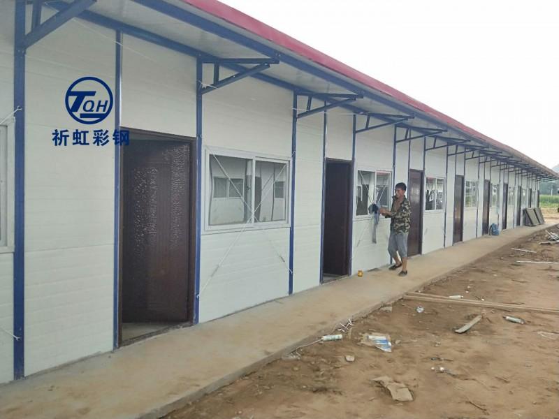 临汾古县工地活动房 南垣乡彩钢房 厂家自产自销