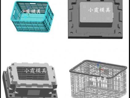 网红塑胶框子模具开一个啤酒箱模具设计一套周转箱模具
