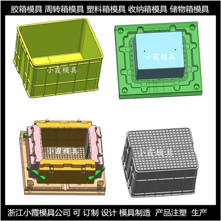 PET模具厂家PE注塑整理箱模具生产厂家