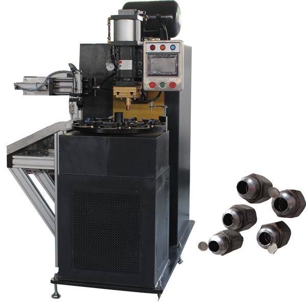 江苏中频自动转盘焊接机 多工位转盘  豪精焊接点焊机生产厂家