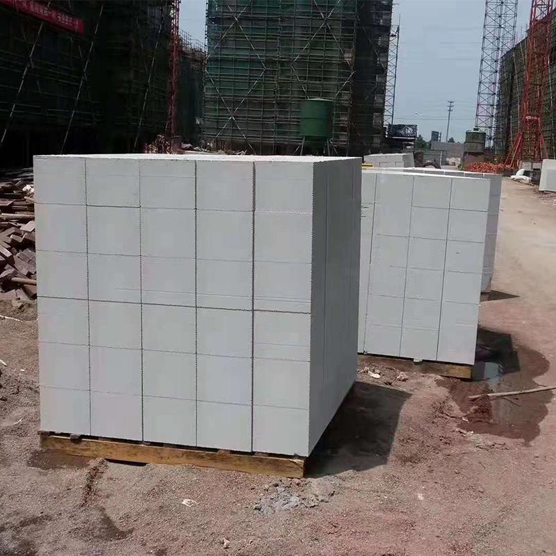 金华 义乌 衢州蒸压加气混凝土砌块 加气砌块砂加气砌块轻质砖
