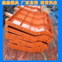 防撞墙模具日渐广泛 挡土墙模具坚硬度