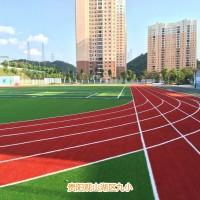 广东塑胶跑道铺设施工工艺 EPDM塑胶地坪
