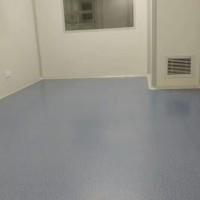 2.0室内工程塑胶地板厂家 电子车间厂房静电地板