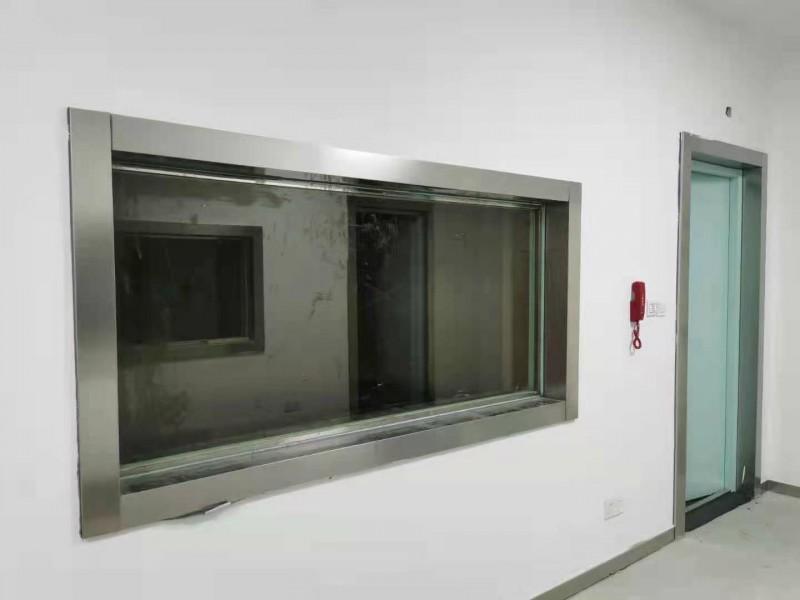 铅玻璃  射线防护铅玻璃  铅玻璃观察窗