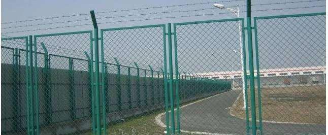荆州市保税区菱形钢丝网/栅栏护栏网生产厂家