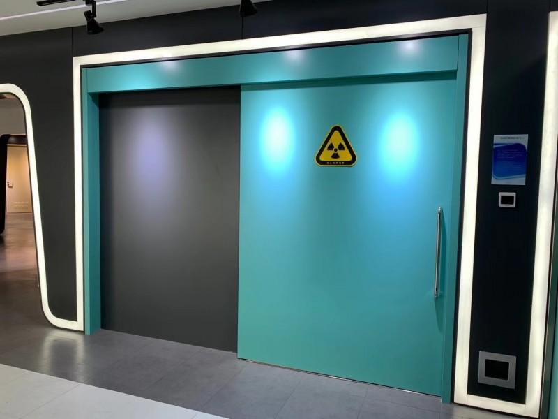 放射科铅门 单开防护门 子母防护门